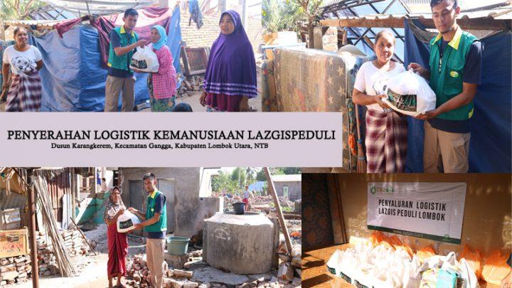 Bantuan Sembako Anda Alhamdulillah Telah Kami Salurkan ke Lombok Utara