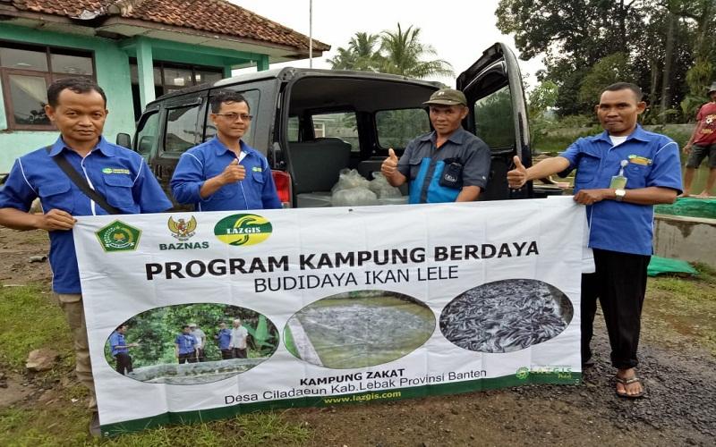 Ayo Ikut Sukseskan Kampung Zakat di Ciladaeun-Banten, Begini Programnya