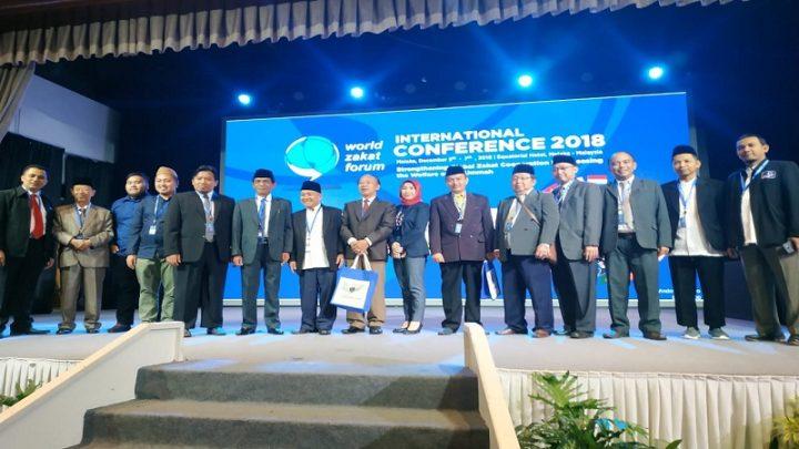 LAZGIS Hadiri World Zakat Forum 2018 di Malaysia, Berikut Rumusan Gerakan Zakat Global yang Dihasilkan