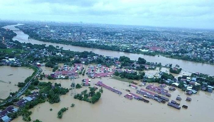 9 Kabupaten dan Satu Kota di Sulsel Diterjang Banjir, Ayo Kita Bantu!